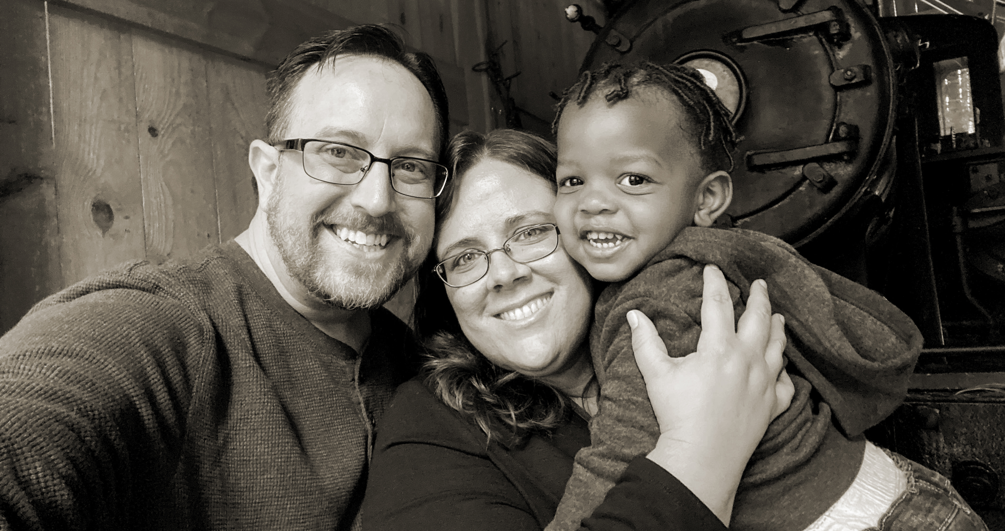 The Hall Family Adoption